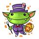 Goblin Magician