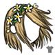 May Flower Female Hair