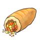 Fruit-Stuffed Bread