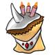 Galatania Birthday Cake
