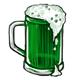 Green Root Beer