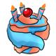 Ichu Birthday Cake