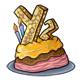 Year 2 Anniversary Surgary Cake