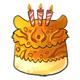 Lepardos Birthday Cake