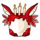 Lycan Birthday Cake