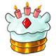 Polisis Birthday Cake
