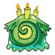 Sui Birthday Cake