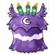 Tectowl Birthday Cake