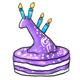 Zirafa Birthday Cake
