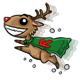 Super Reindeer