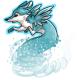Blue Lycan Sprite