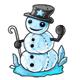 Iceman Plushie