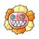 Crazy Flower Plushie