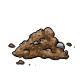 Clump Of Dirt