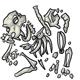 Scabert Skeleton