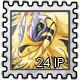 Frizilla Stamp