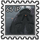The Darkest Tower Stamp