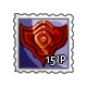 Demonic Shield Stamp