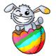 Bunny Hatch Doll