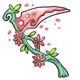 Blossom Scythe