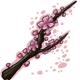 Magical Plum Blossom Branch