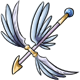 Winged Bow