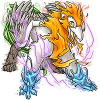 Ichumon Elemental Gryphix