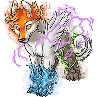 Elemental Lycan Ichumon