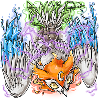 Elemental Tectowl Ichumon
