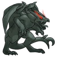 Gargoyle Dragora Ichumon