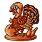 Turkey Bowling Bronze