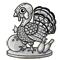 Turkey Bowling Silver